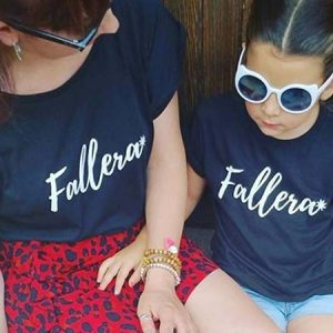 Camiseta Fallera