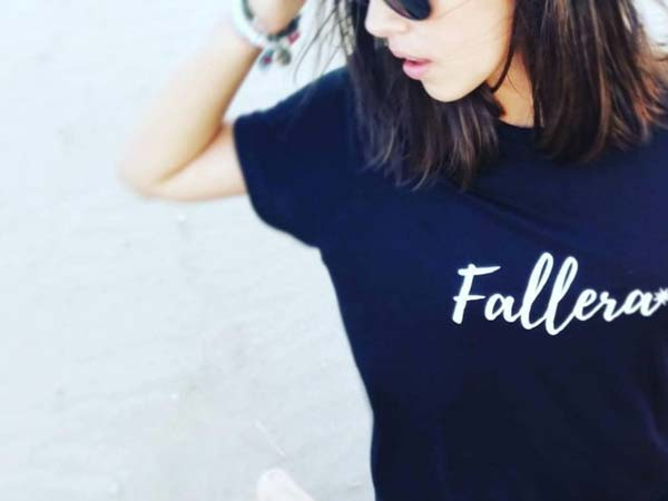 camiseta fallera decompritas