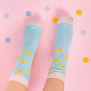 Calcetines Fallera Mayor Infantil