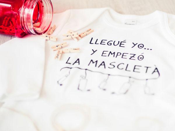 body para bebé mascletà