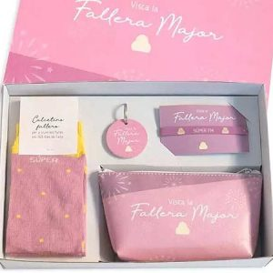 Pack regalo Fallera Mayor