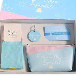 pack regalo fallera mayor infantil