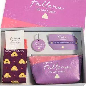 Pack regalo Fallera