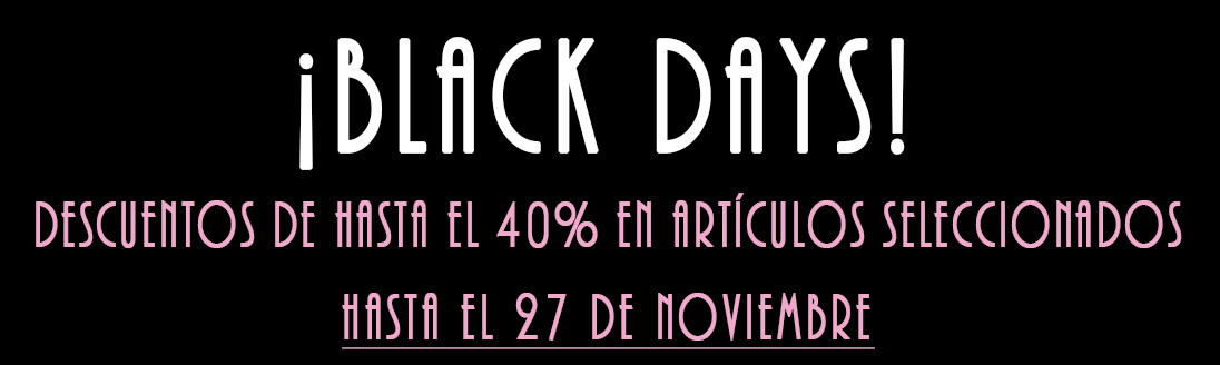 Descuentos black friday Peinaditos